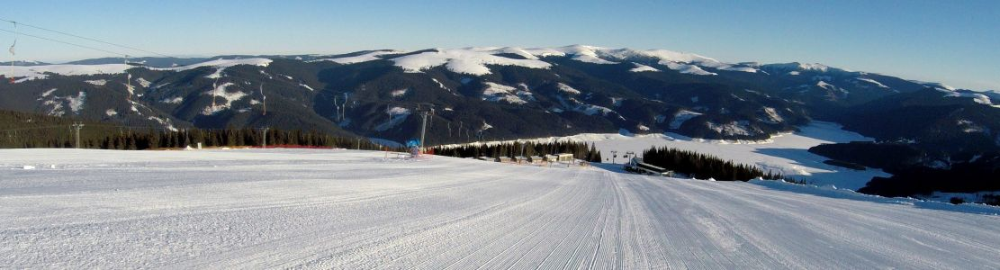 Ski Resort Transalpina